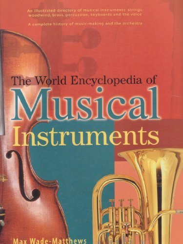 9781843096948: THE WORLD ENCYCLOPEDIA OF MUSICAL INSTRUMENTS