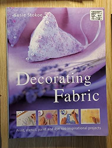 9781843097068: Decorating Fabric