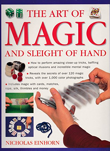 9781843097273: The Art of Magic and Sleight of Hand