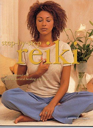9781843097853: Step-by-Step Reiki