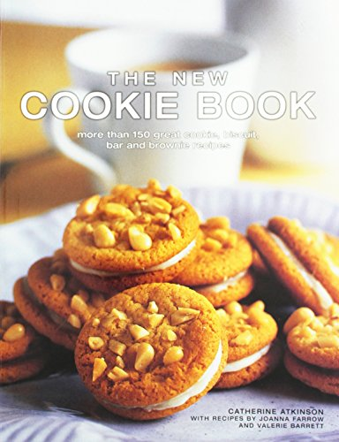 9781843097976: The New Cookie Book: More than 150 Great Cookie, Biscuit, Bar and Brownie Recipes