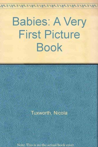 9781843098560: Babies: A Very First Picture Book
