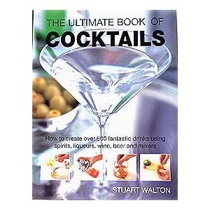 9781843099376: The Ultimate Book of Cocktails