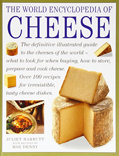 9781843099604: World Encyclopedia of Cheese