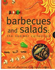 9781843099819: Barbecues and Salads: The Summer Collection