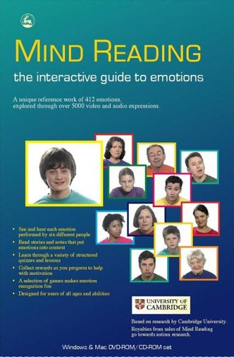9781843102144: Mind Reading: The Interactive Guide to Emotions