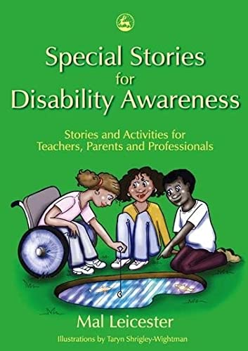 9781843103905: Stories and Activities for Teachers, Parents and Professionals: Special Stories for Disability Awareness