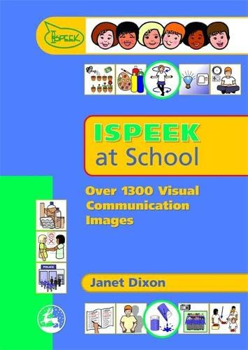 9781843105114: ISPEEK at School: Over 1300 Visual Communication Images