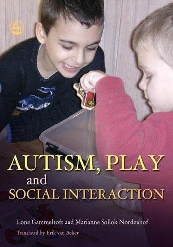 9781843105206: Autism, Play and Social Interaction