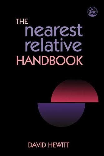 9781843105220: The Nearest Relative Handbook