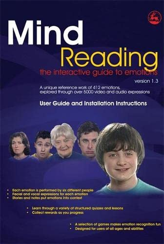 9781843105596: Mind Reading: The Interactive Guide to Emotions Version 1.3