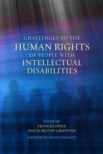 9781843105909: Challenges to the Human Rights of People with Intellectual Disabilities
