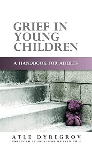 9781843106500: Grief in Young Children: A Handbook for Adults