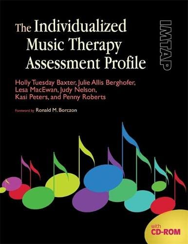 9781843108665: The Individualized Music Therapy Assessment Profile: IMTAP