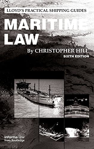 9781843112556: Maritime Law (Lloyd's Practical Shipping Guides)