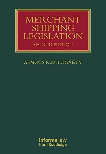 9781843113294: Merchant Shipping Legislation (Lloyd's Shipping Law Library)