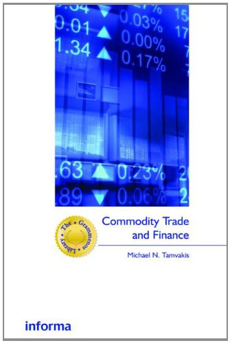 9781843117049: Commodity Trade and Finance (The Grammenos Library)