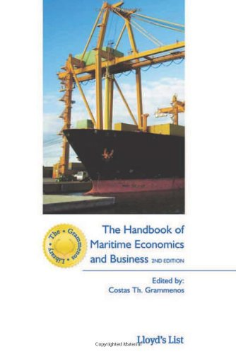 9781843118800: The Handbook of Maritime Economics and Business (The Grammenos Library)