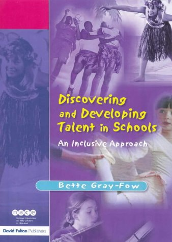 9781843120933: Discovering and Developing Talent in Schools: An Inclusive Approach