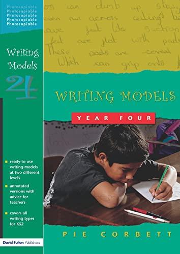 Writing Models Year 4.: Corbett, Pie