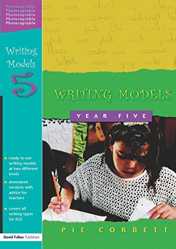 9781843120964: Writing Models Year 5