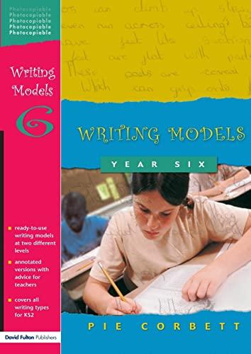 9781843120971: Writing Models Year 6