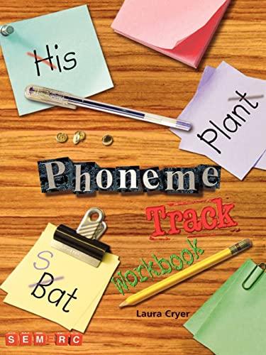 9781843121381: Phoneme Track Workbook