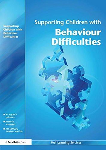 Supporting Children with Behaviour Difficulties: Learning Services,Hu