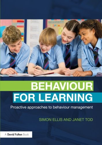9781843124665: Behaviour for Learning: Proactive Approaches to Behaviour Management