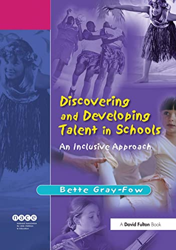 9781843126690: Discovering and Developing Talent in Schools: An Inclusive Approach