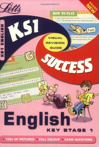 Key Stage 1 English Success Guides