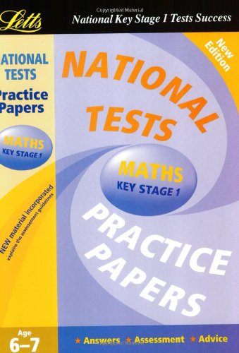 National Test Practice Papers 2003: Maths Key stage 1: SARAH CARVILL
