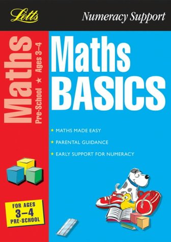 9781843150657: Maths Basics: Ages 3-4 (Maths & English basics)
