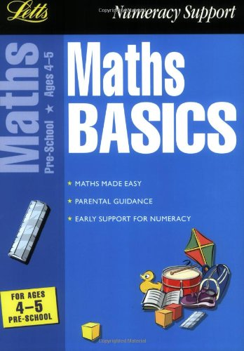 9781843150664: Maths Basics: Ages 4-5 (Maths & English basics)