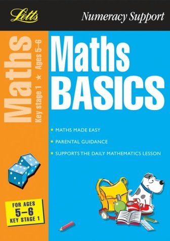 9781843150671: Maths Basics: Ages 5-6 (Maths & English basics)