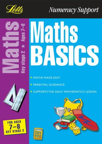 9781843150695: Maths Basics: Ages 7-8 (Maths & English basics)