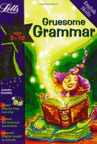 9781843151043: Gruesome Grammar Age 9-10 (Letts Magical Skills): Ages 9-10
