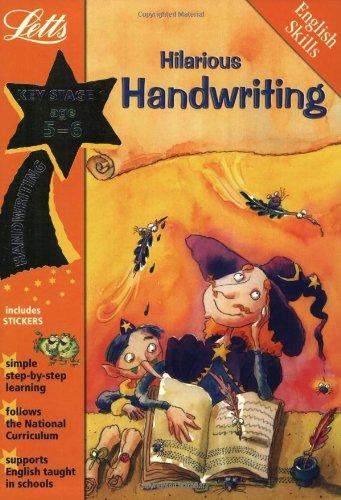 9781843151067: Hilarious Handwriting Age 5-6 (Letts Magical Skills)