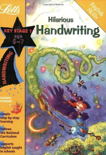 9781843151074: Hilarious Handwriting Age 6-7 (Letts Magical Skills): Ages 6-7 (Magic Skills)