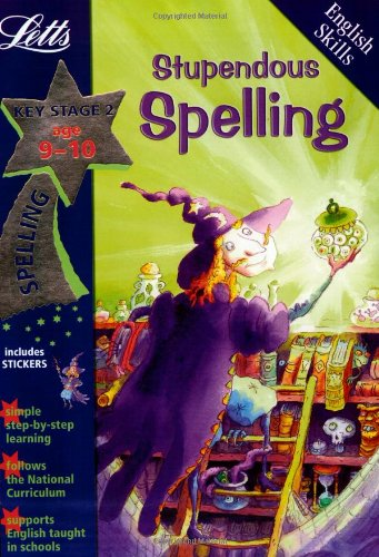 9781843151128: Stupendous Spelling Age 9-10 (Letts Magical Skills)