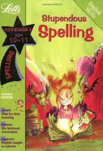 9781843151135: Stupendous Spelling Age 10-11 (Letts Magical Skills)