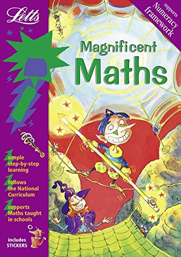 9781843151258: Magnificent Maths Age 7-8 (Letts Magical Topics)