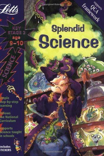 Magical Science Ages 9-10 (Letts Magical Topics): Head, Alison