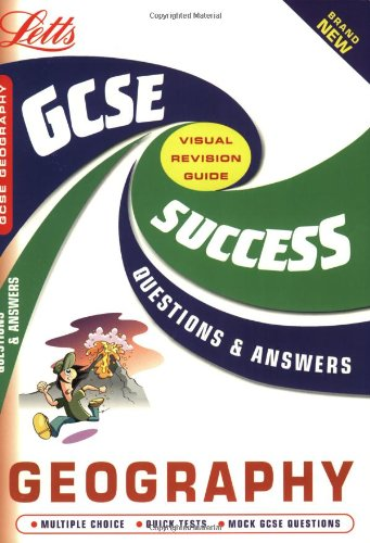 9781843152316: GCSE GEOGRAPHY (GCSE SUCCESS GUIDES QUESTIONS & ANSWERS)