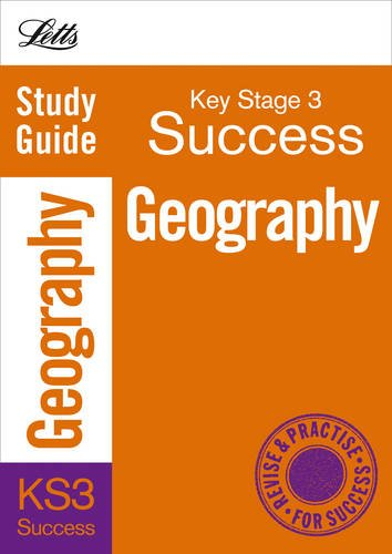 Geography: Study Guide (Letts Key Stage 3: Arnell, Adam; Browne,