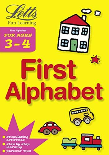 9781843152835: Pre-school Fun Farmyard Learning - First Alphabet (3-4) (Pre-school Fun Learning)