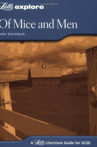 9781843153122: Letts GCSE Revision Success – Of Mice and Men