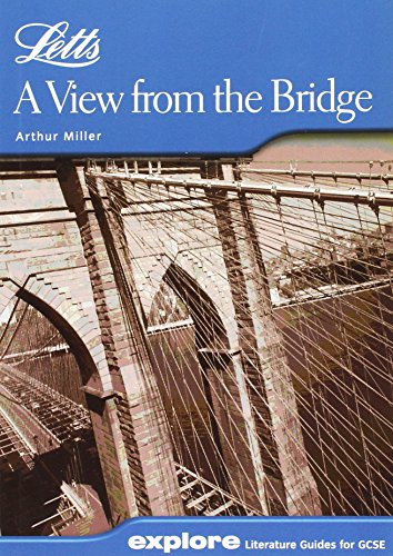 9781843153214: Letts Explore GCSE Text Guidesa View from the Bridge (Letts Explore S)
