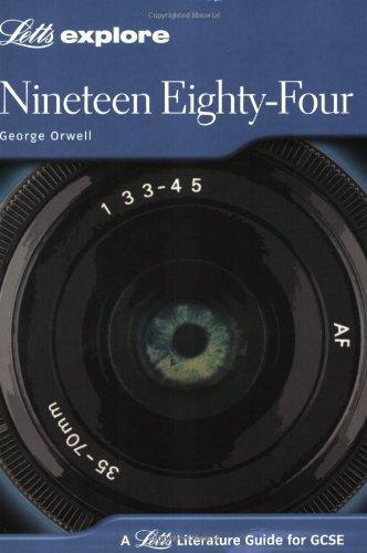 9781843153252: Letts Explore GCSE Nineteen Eighty-Four