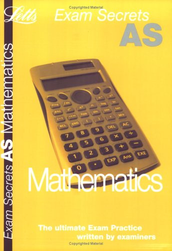 9781843154099: AS Exam Secrets Maths